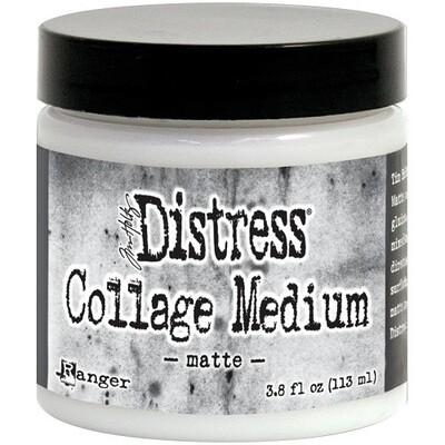 Tim Holtz - Distress Collage Medium - Matte - TDA47933 - 3oz/88.7ml