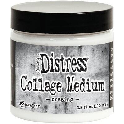 Tim Holtz - Distress Collage Medium - Crazing - TDA47940 - 3.8oz/113ml