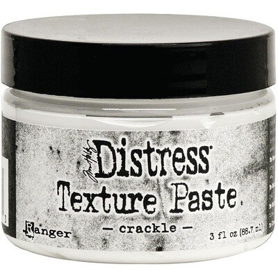 Tim Holtz - Distress Texture Paste - Crackle - 3fl oz / 88.7ml - TDA71303