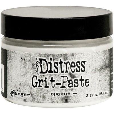 Tim Holtz - Distress Grit Paste - Opaque - 3fl oz / 88.7ml - TDA71792