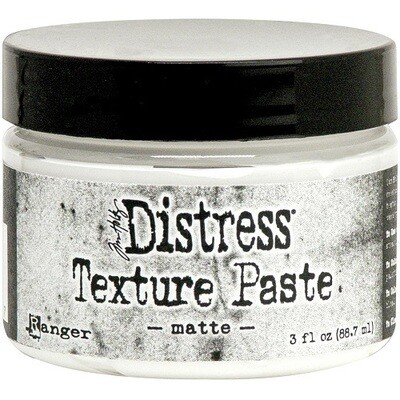 Tim Holtz - Distress Texture Paste - Matte - 3fl oz / 88.7ml -TDA71297