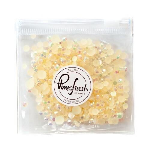 PinkFresh Studios - Jewels - Peach Fuzz - PF062ES
