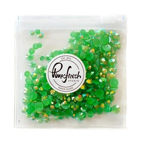 PinkFresh Studios - Jewels - Emerald City - PF066ES