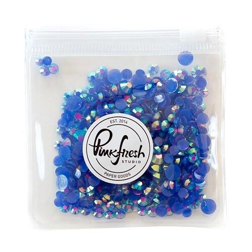 PinkFresh Studios - Jewels - Sapphire - PF069ES
