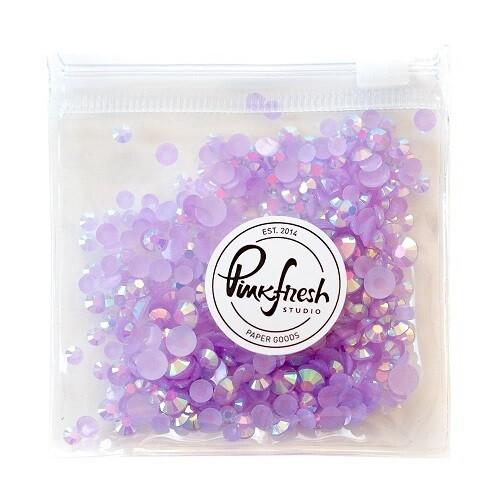 PinkFresh Studios - Jewels - Lavender - PF071ES