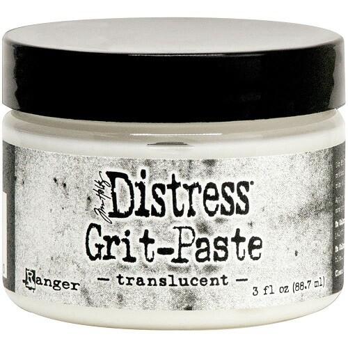 Tim Holtz - Distress Grit Paste - Translucent - 3fl oz / 88.7ml - TDA71730