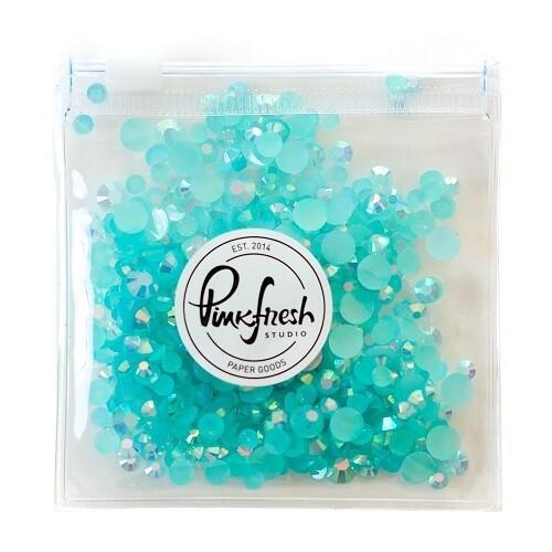PinkFresh Studios - Jewels - Ocean Breeze - PF068ES