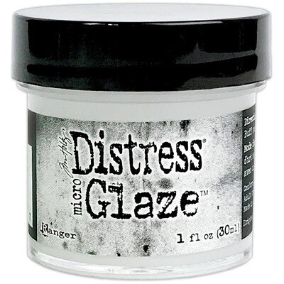 Tim Holtz - Ranger - Distress Micro Glaze - 1oz