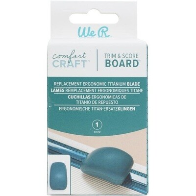 We R Memory Keepers - Replacement Blades - Trim & Score Comfort Craft Trim & Score Board - 2 Pack