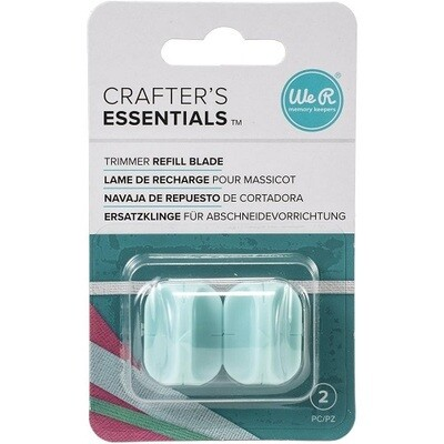 We R Memory Keepers - Replacement Blades - Trimmers 660453 & 660407 - 2 pack