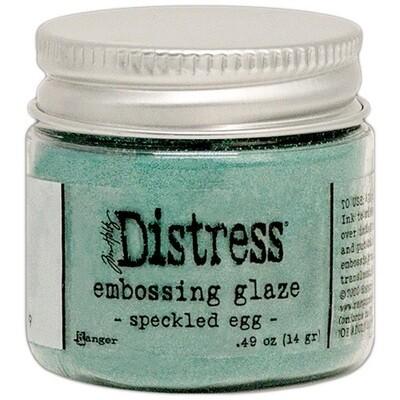 Tim Holtz - Distress - Embossing Glaze - Speckled Egg