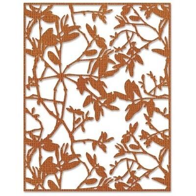 Sizzix - Thinlits Die By Tim Holtz - Leafy Twigs - 665436