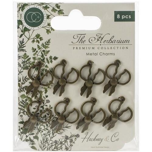Craft Consortium - Herbarium Charms - Scissors