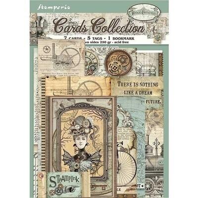 Stamperia - Voyages Fantastique - Card Collection