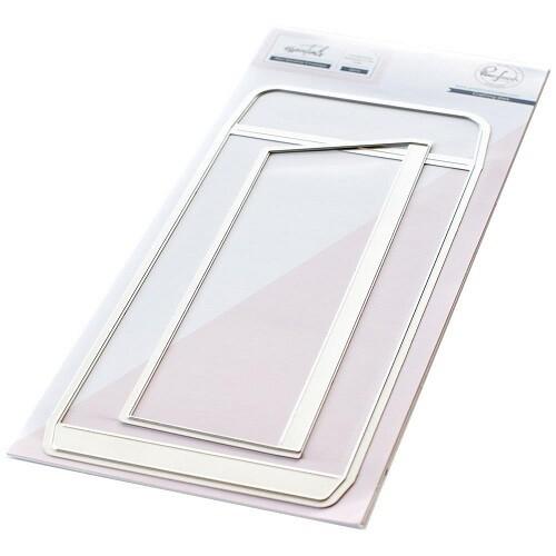 PinkFresh Studios - Essentials - Mini Slimline Envelope - Die - PF052ES