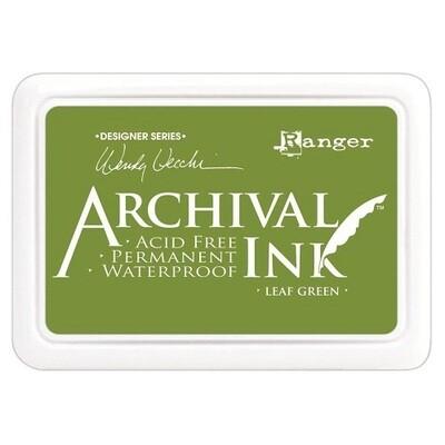 Wendy Vecchi - Ranger - Archival Ink - English Ivy - Size O