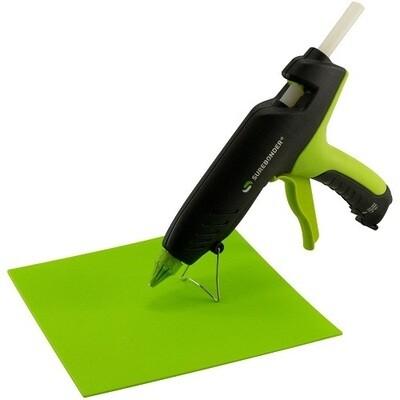 Sure Bonder - Heat Gun - Hot Glue Pads - Green