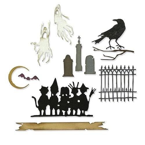 Sizzix - Thinlits - Vault Series: Halloween 2021 - 665563