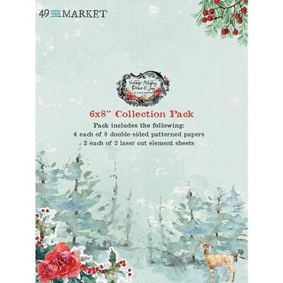 49 & Market - Vintage Artistry - Peace & Joy - 6 x 8 Paper Pad