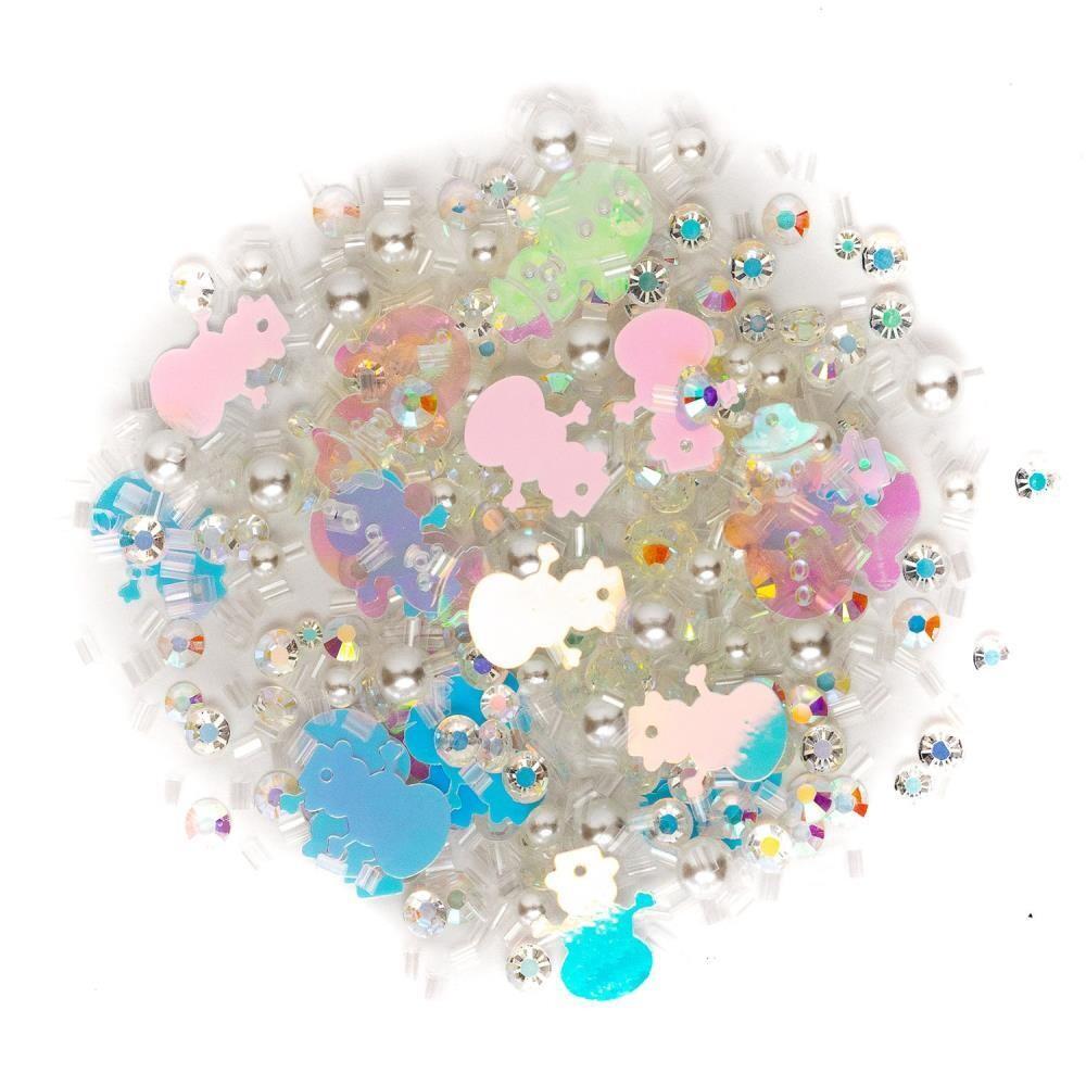 Buttons Galore & More - Sparkletz - Aspen - 10gm