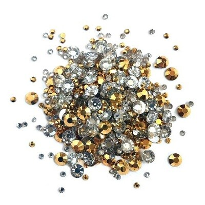 Buttons Galore & More - Jewelz - Gold - 8gm - Jewelz 106