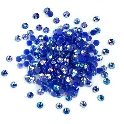 Buttons Galore & More - Jewelz - Sapphire - 8gm - Jewelz 112