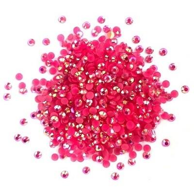 Buttons Galore & More - Jewelz - Fuchsia - 8gm - Jewelz 123