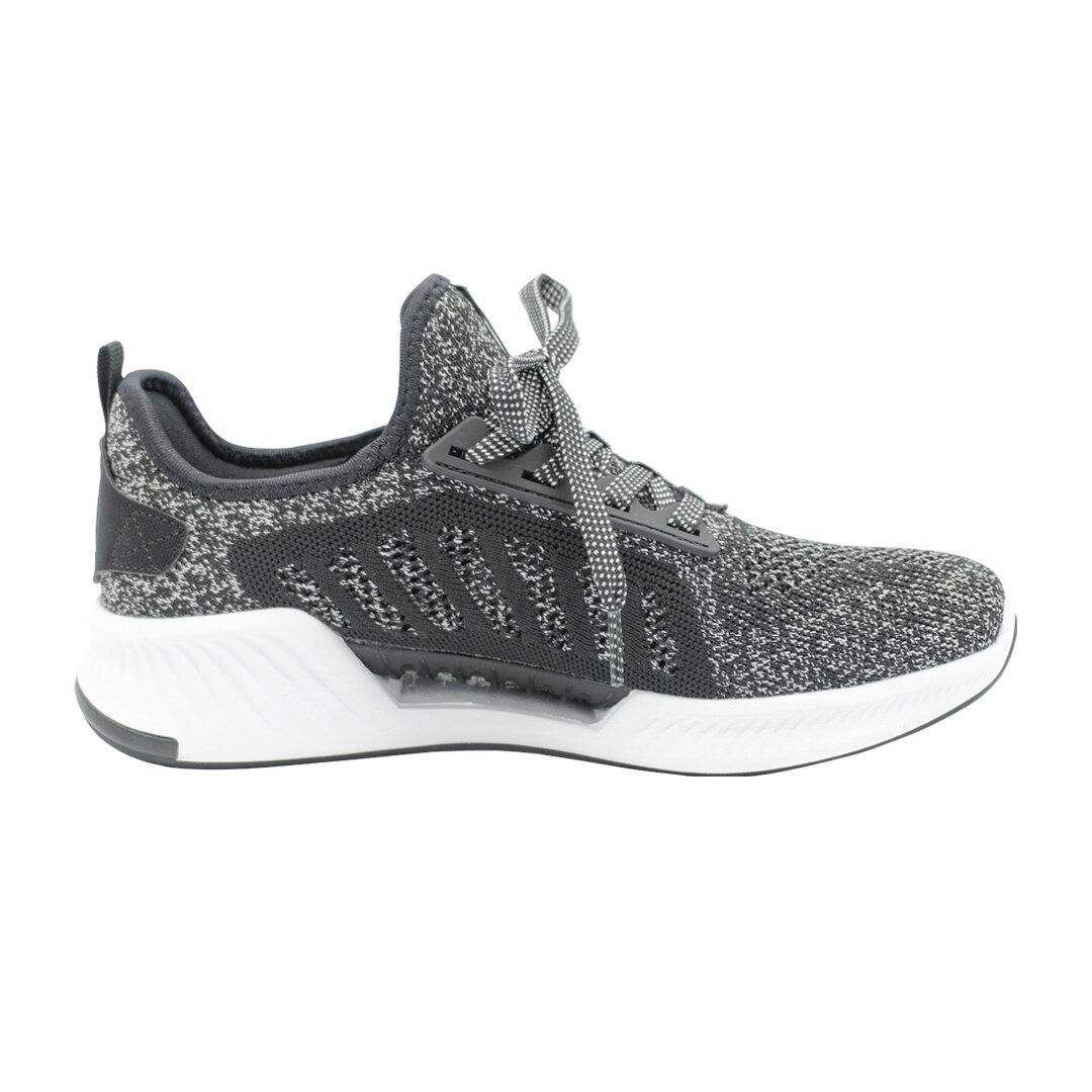 Men's Trend Series Casual Shoes (Black Grey)