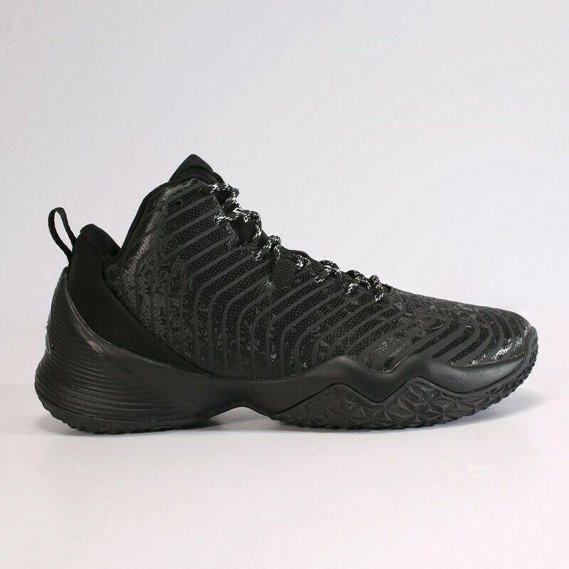 PEAK Outdoor Basketball Shoes (Black)