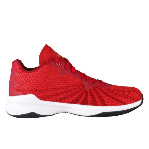 PEAK Outdoor Basketball Shoes (Red Black)