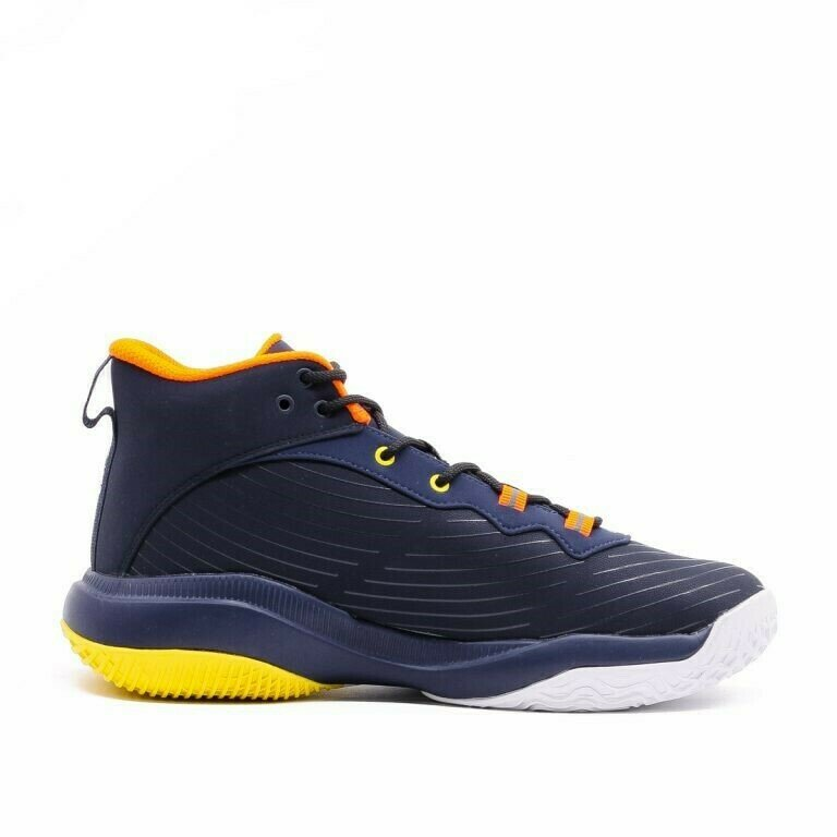 PEAK Parker Series Basketball Shoes (Navy)