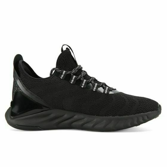 PEAK Taichi 1.0 Taichi King Running Shoes (Black)