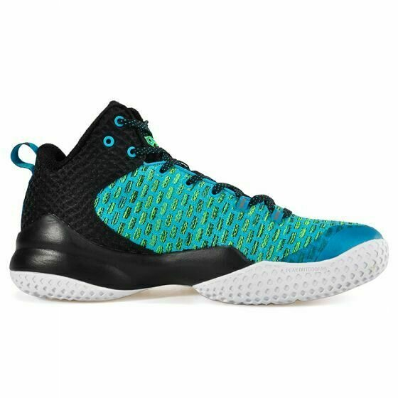 Street Ball Master Lou Williams Basketball Shoes (Robin Blue / Black)
