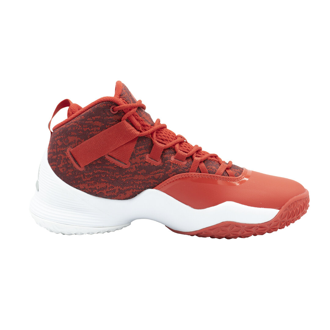 Streetball Master Military Basketball Shoes (Red)