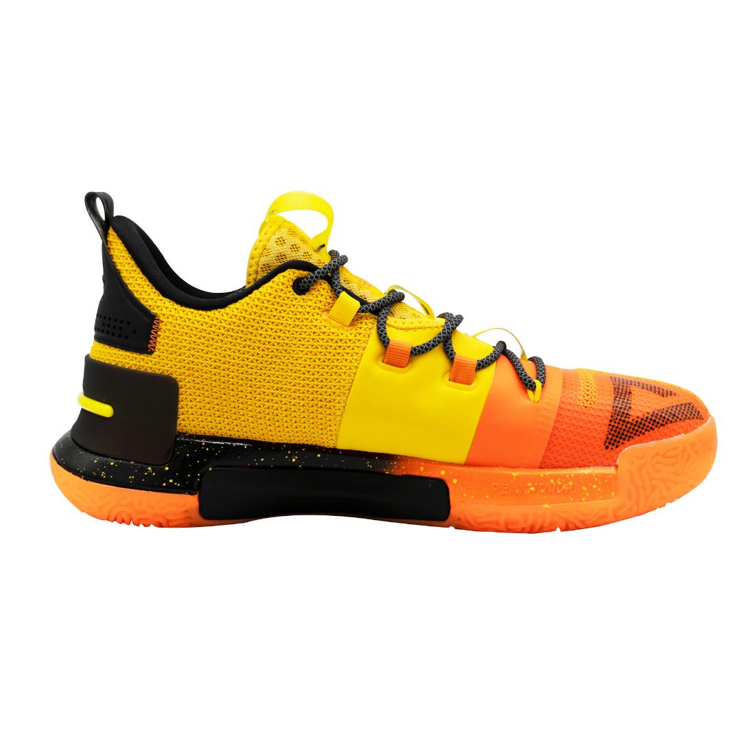 Taichi Flash Lou Williams Basketball Shoes (Orange)