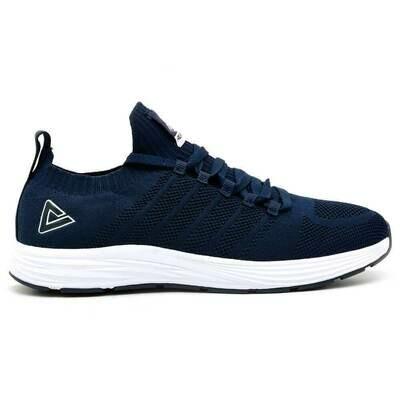 Lightweight Tennis Running Shoes (Navy)