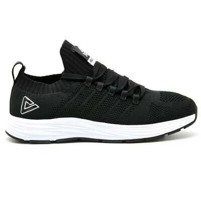 Lightweight Tennis Running Shoes (Black)
