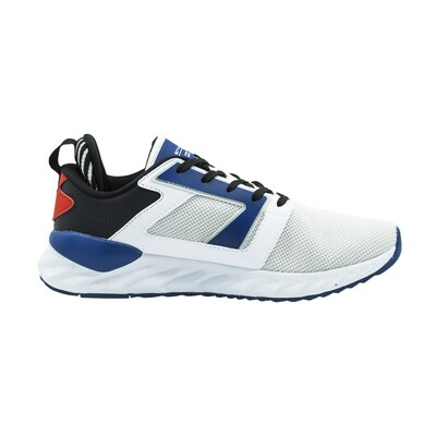 City Trend Series Urban Casual Shoes (White Blue)