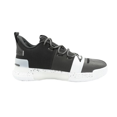 Lou Williams Underground Basketball Shoes (Black White)