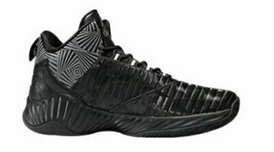 Outdoor Basketball Shoes (Black)