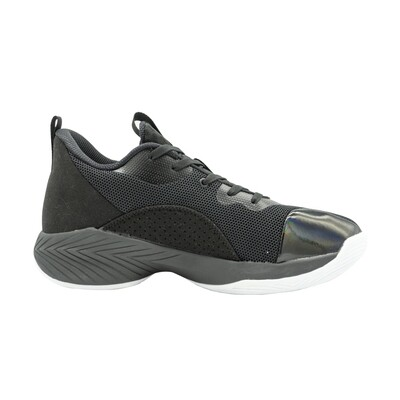 Outdoor Basketball Shoes (Black) - E01261A