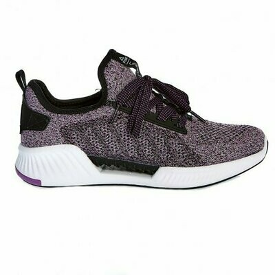 Women's Running Shoes (Purple Yarn)
