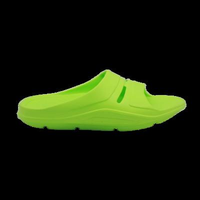 PEAK Slipper – Florescent Green