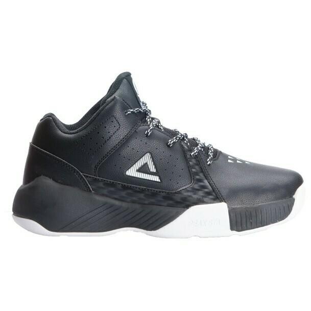 Kids' Basketball Shoes (Black)