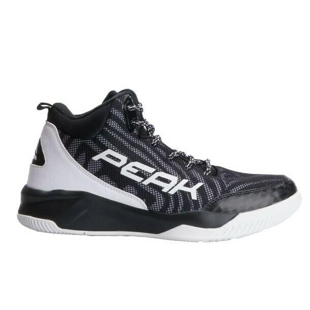 Kids' Basketball Shoes Tony Parker Black