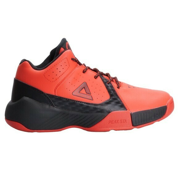 Kids' Basketball Shoes (Red / Black)