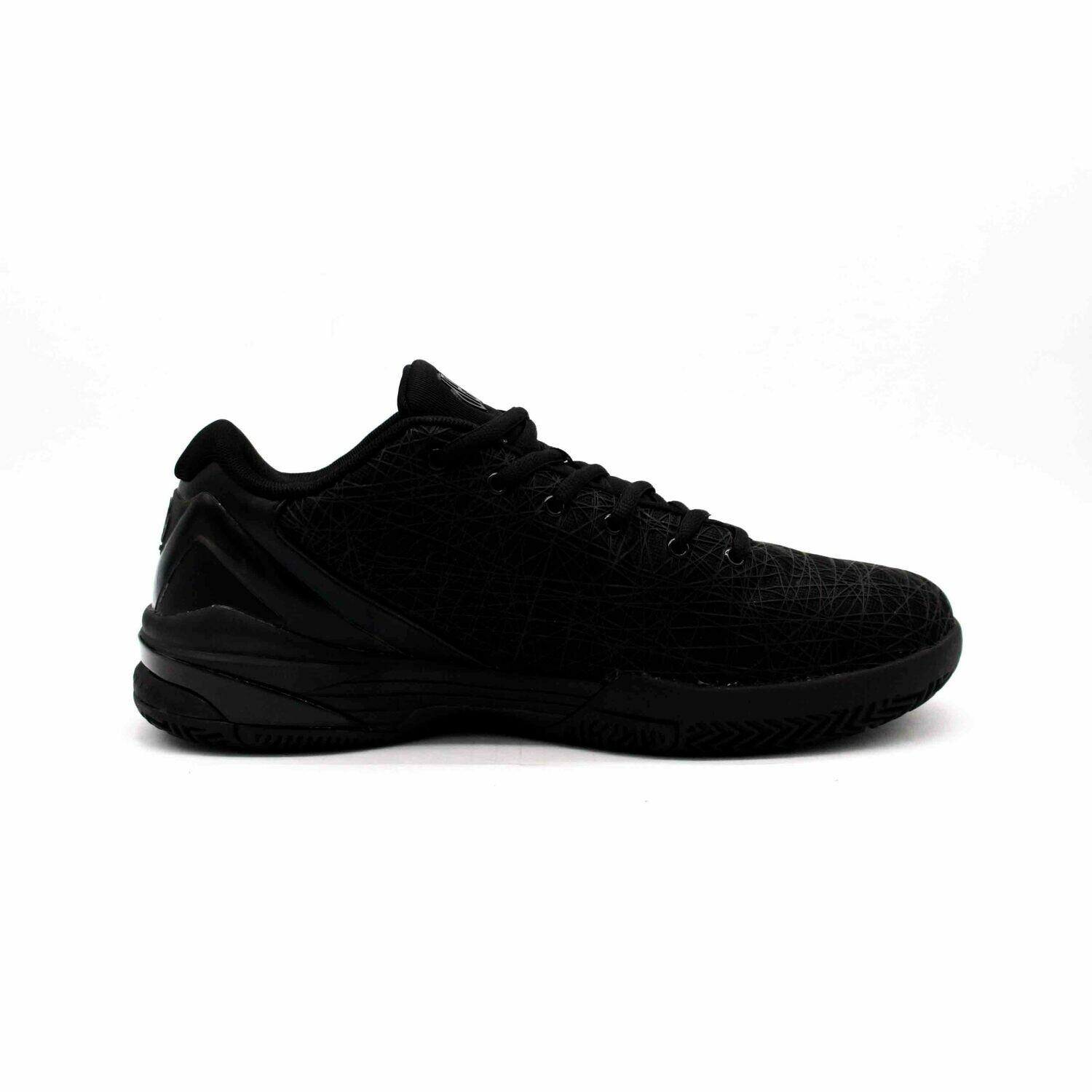 Kids' Basketball Shoes Delly Black