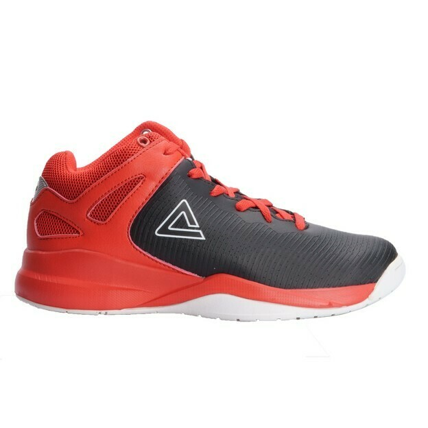 Kids' Basketball Shoes Tony Parker Red/ Black