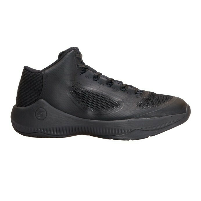 Peak Performance Outdoor Basketball Shoes Black
