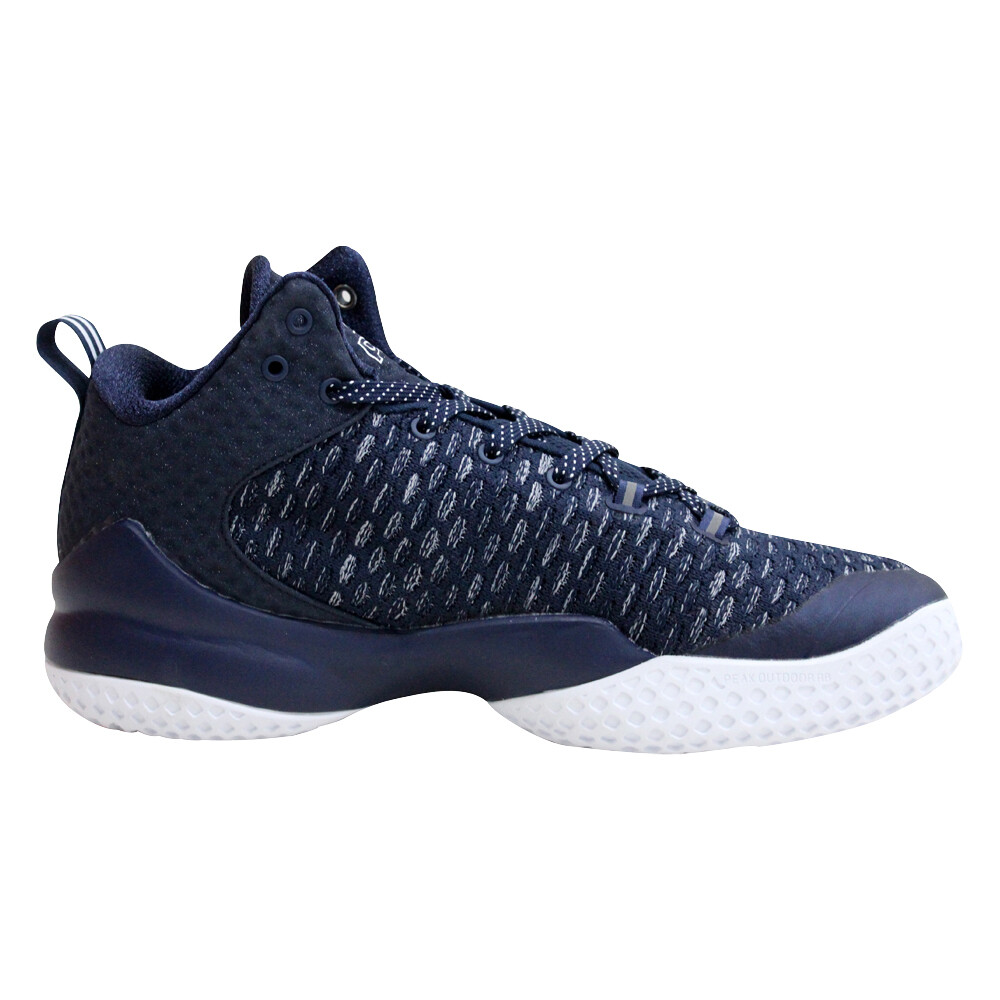 Street Ball Master Lou Williams Basketball Shoes (Navy White)